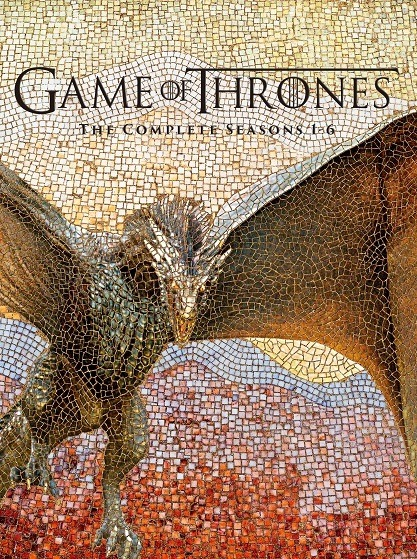 「ゲーム・オブ・スローンズ」<第一章~第六章>ブルーレイ・ボックス Game of Thrones (C) 2017 Home Box Office,Inc. All rights reserved. HBO(R) and relatedservice marks are the property of HomeBoxOffice, Inc. Distributed by Warner Bros.Entertainment Inc.