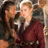 「Black Sails/ブラック・セイルズ」 (C)2014 Starz Entertainment,LLC