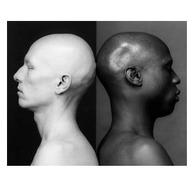 Ken Moody and Robert Sherman, 1984 Gelatin Silver Print (C) Robert Mapplethorpe Foundation. Used by permission.