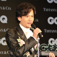 稲垣吾郎/「GQ MEN OF THE YEAR 2017」
