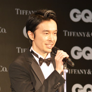 長谷川博己/「GQ MEN OF THE YEAR 2017」