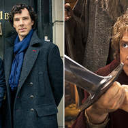 「SHERLOCK/シャーロック」 -(C) Colin Hutton -(C) Hartswood Films 2012/『ホビット 竜に奪われた王国』 -(C) 2013 WARNER BROS. ENTERTAINMENT INC. AND METRO-GOLDWYN-MAYER PICTURES INC.