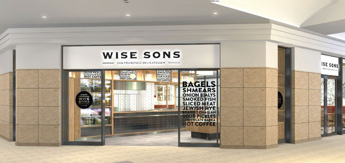 「WISE SONS TOKYO」外観イメージ