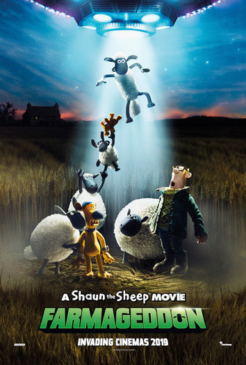 『A Shaun the Sheep MOVIE:FARMAGEDDON』(原題) (C)2018 AARDMAN ANIMATIONS LTD AND STUDIOCANAL SAS