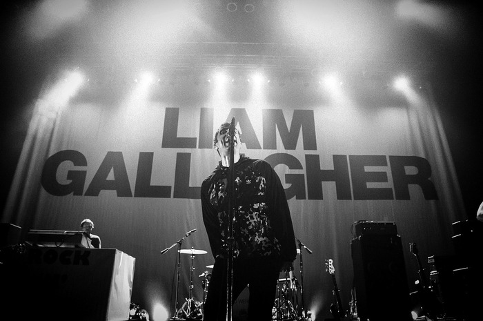 『Liam Gallagher:As It Was』 (C)  2019 WARNER MUSIC UK LIMITED