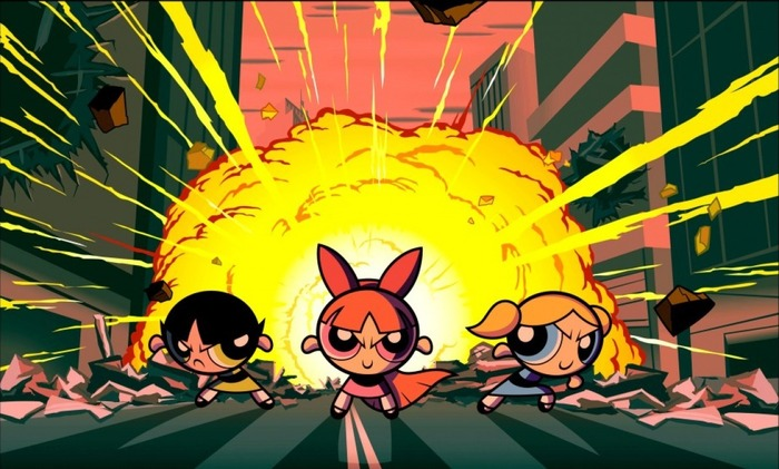 「The Powerpuff Girls」 (C) APOLLO
