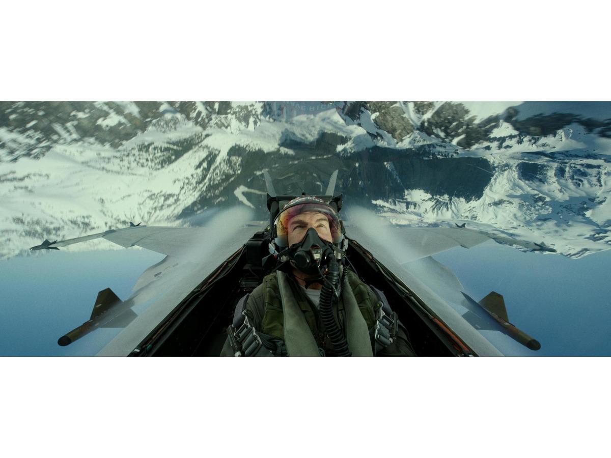 トム クルーズ 本当に過酷だった 飛行裏公開 トップガン