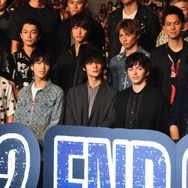 『HiGH&LOW THE MOVIE2 END OF SKY』完成披露試写会