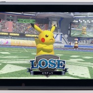 「ポッ拳 POKKÉN TOURNAMENT DX」(C)2017 Pokémon. (C)1995-2017 Nintendo/Creatures Inc./GAME FREAK inc. (C)2017 BANDAI NAMCO Entertainment Inc. ※画面は開発中のものです
