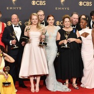 「The Handmaid's Tale」(原題)/エミー賞第69回授賞式(C)Getty Images