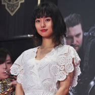 忽那汐里/『KINGSGLAIVE FINAL FANTASY XV』ワールドプレミア