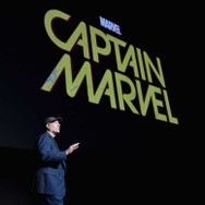 『Captain Marvel』コミコン (C) Getty Images