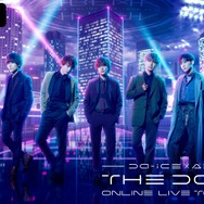 「Da-iCE×ABEMA ONLINE LIVETOUR 2020 -THE Da-iCE-」