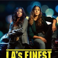 「LA's FINEST/ロサンゼルス捜査官 シーズン1」(C) 2019 Sony Pictures Television Inc. All Rights Reserved.