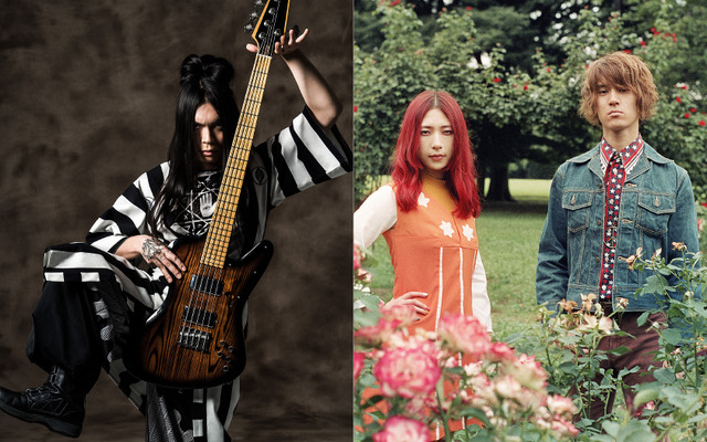「KenKen」&「GLIM SPANKY」『DCスーパーヒーローズvs鷹の爪団』(C) Warner Bros. Japan and DLE. DC characters and elements (C) & TM DC Comics. Eagle Talon characters and elements (C) & TM DLE. All Rights Reserved.